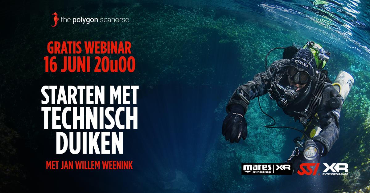 technical diving webinar